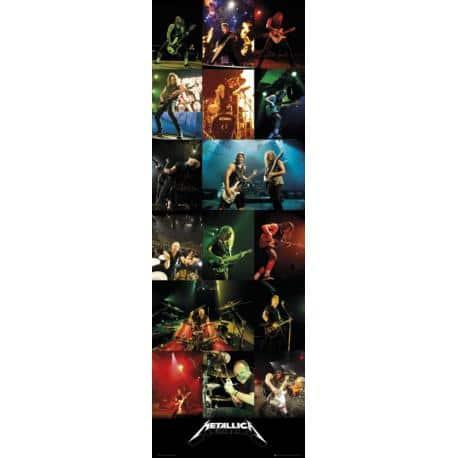 Poster Puerta Metallica Live 2012