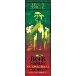 Poster Puerta Bob Marley