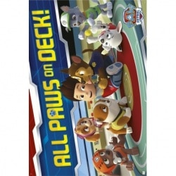 Poster Paw Patrol All Paws