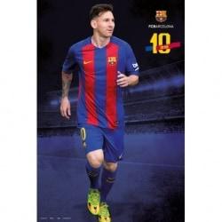 Poster Fc Barcelona 2016/2017 Messi Pose