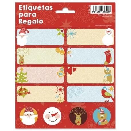 Etiquetas Navidad Bird House