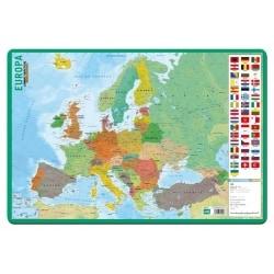 Lamina Didactica Mapa De Europa