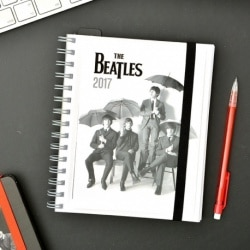 Agenda 2017 Semana Vista The Beatles