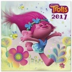 Calendario 2017 Troll