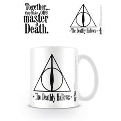 Taza Harry Potter Master of Death