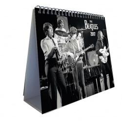 Calendario Sobremesa Deluxe 2017 The Beatles