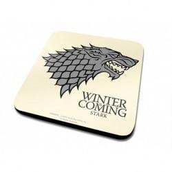Posavaso Juego de Tronos Casa Stark