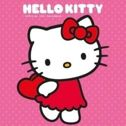 Calendario 2017 Hello Kitty