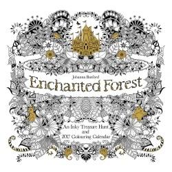 Calendario 2017 Enchanted Forest