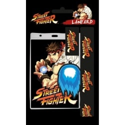 Lanyard Street Fighter Ryu