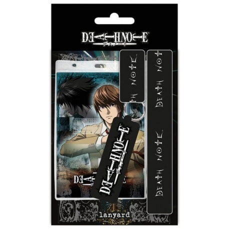 Lanyard Death Note