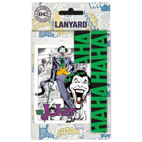Lanyard Dc Comics Joker