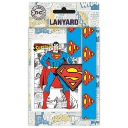 Lanyard Dc Comics Superman