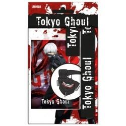 Colgador de identificacion Tokyo Ghoul