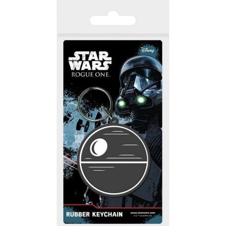 Llavero Star Wars Rogue Death Star