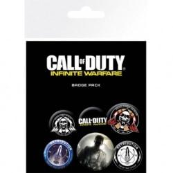 Pack de Chapas Call Of Duty Infinite Warfare