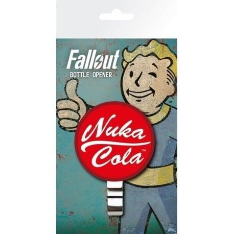 Abrebotellas Fallout 4 Nuka Cola
