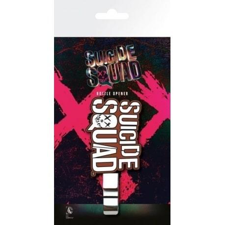 Abrebotellas Escuadron Suicida Logo