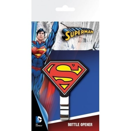 Abrebotellas Superman Logo