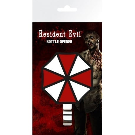 Abrebotellas Resident Evil Umbrella