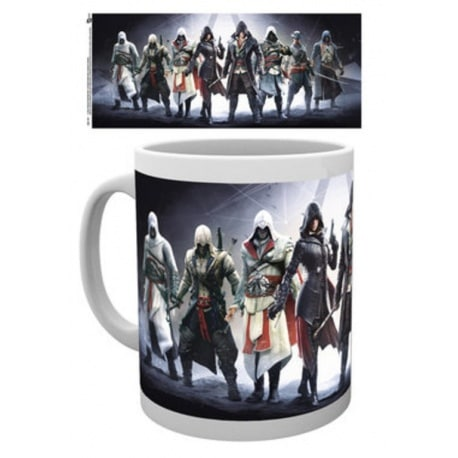 Taza Assassins Creed