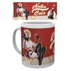 Taza Fallout 4 Nuka Cola