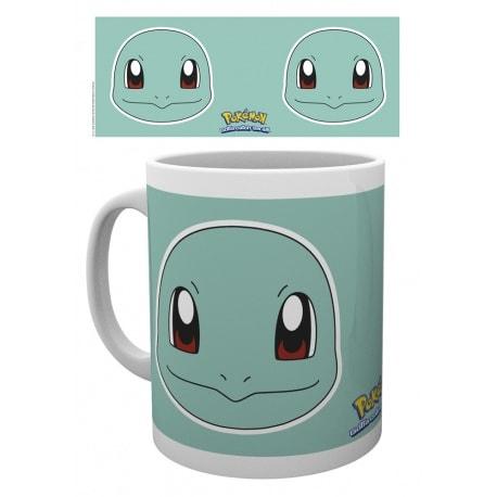 Taza Pokemon Cara de Squirtle