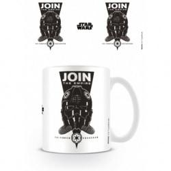 Taza Star Wars Unete al Imperio
