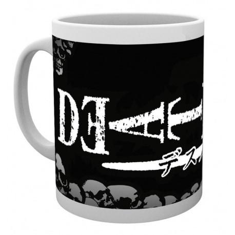 Taza Death Note Logo