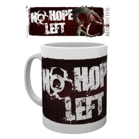 Taza Resident Evil No Hope