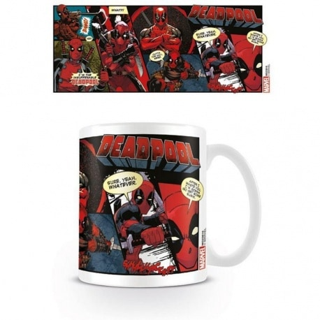 Taza Deadpool (Comic)