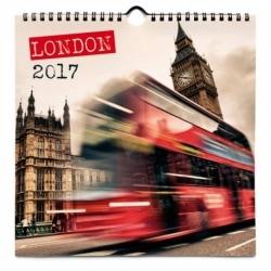 Calendario 24x24 2017 Londres