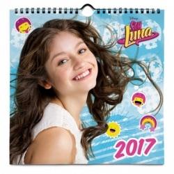 Calendario 24x24 2017 Soy Luna