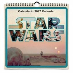 Calendario 24x24 2017 Star Wars