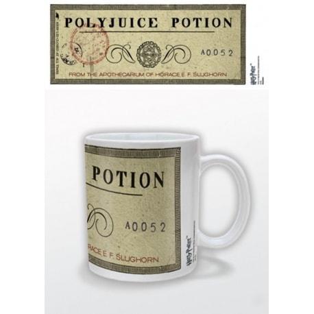 Taza Harry Potter Polyjuice Potion