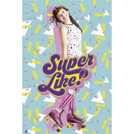Maxi Poster Soy Luna Super Like