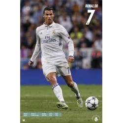 Maxi Poster Real Madrid 2016/2017 Ronaldo