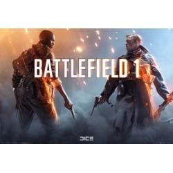 Maxi Poster Gamer Battlefield 1