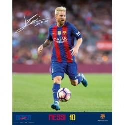 Mini Poster Barcelona 2016/2017 Messi