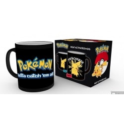Taza Termica Pokémon Pikachu