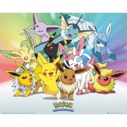 Mini Poster Pokemon Eevee