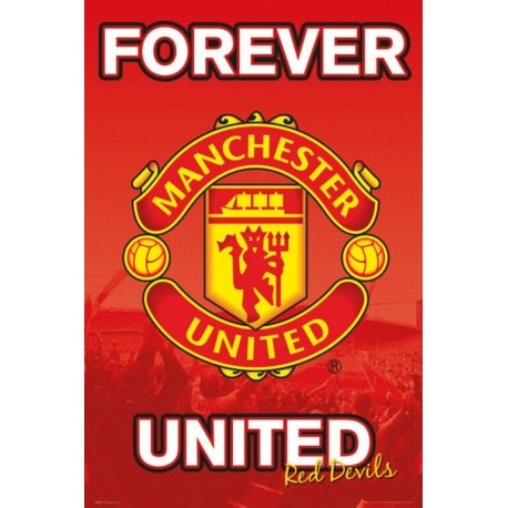 Maxi Poster Manchester United Forever