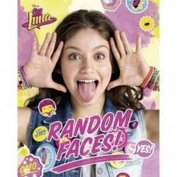 Mini Poster Soy Luna Random Faces