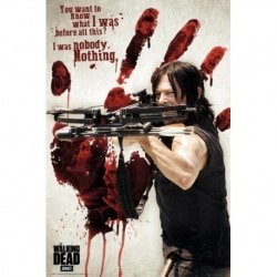 Maxi Poster The Walking Dead Bloody Hand Daryl