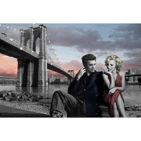 Poster Jadei Noches de Brooklyn