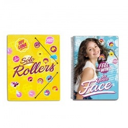 Pack Soy Luna Rollers