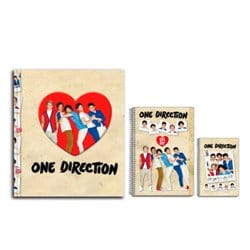 Pack One Direction Heart