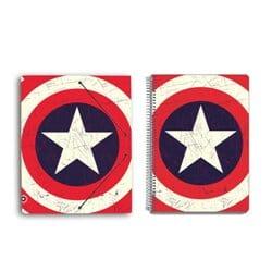 Pack Capitán América Escudo