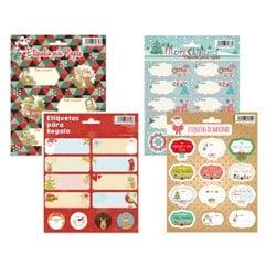 Pack Etiquetas Navidad