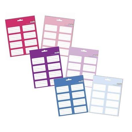 Pack Etiquetas Colores 2